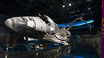 Paris Benjamin - Space Shuttle Atlantis